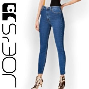 "Joe's Jeans The Bella 11"" High Rise Skinny Jeans"